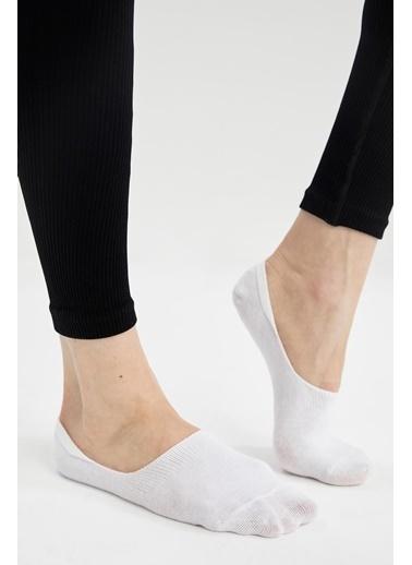 DeFacto Çorap Seti Beyaz
